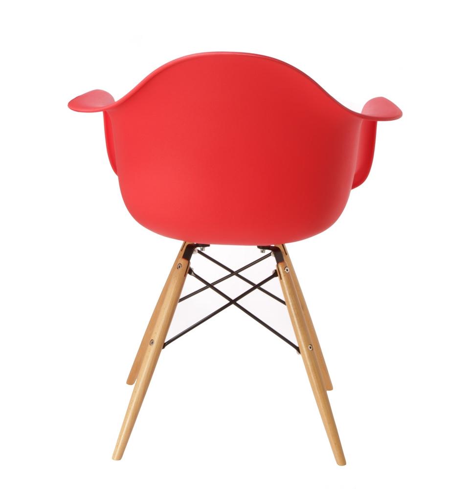 Eames Plastic armchair DAW  600x620x800, cao 420mm Price: 950.000 VNĐ