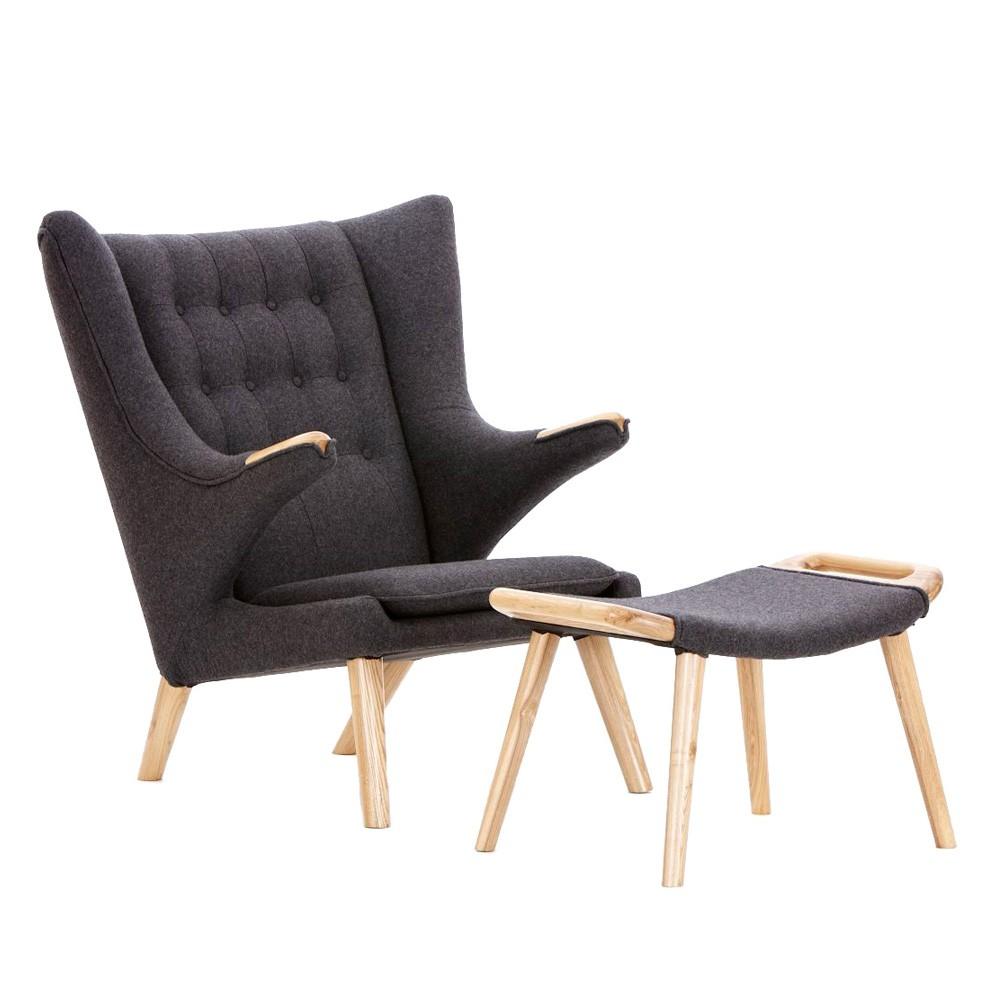 teddy bear chair stool papa bear chair gh xinh nice chair. Black Bedroom Furniture Sets. Home Design Ideas