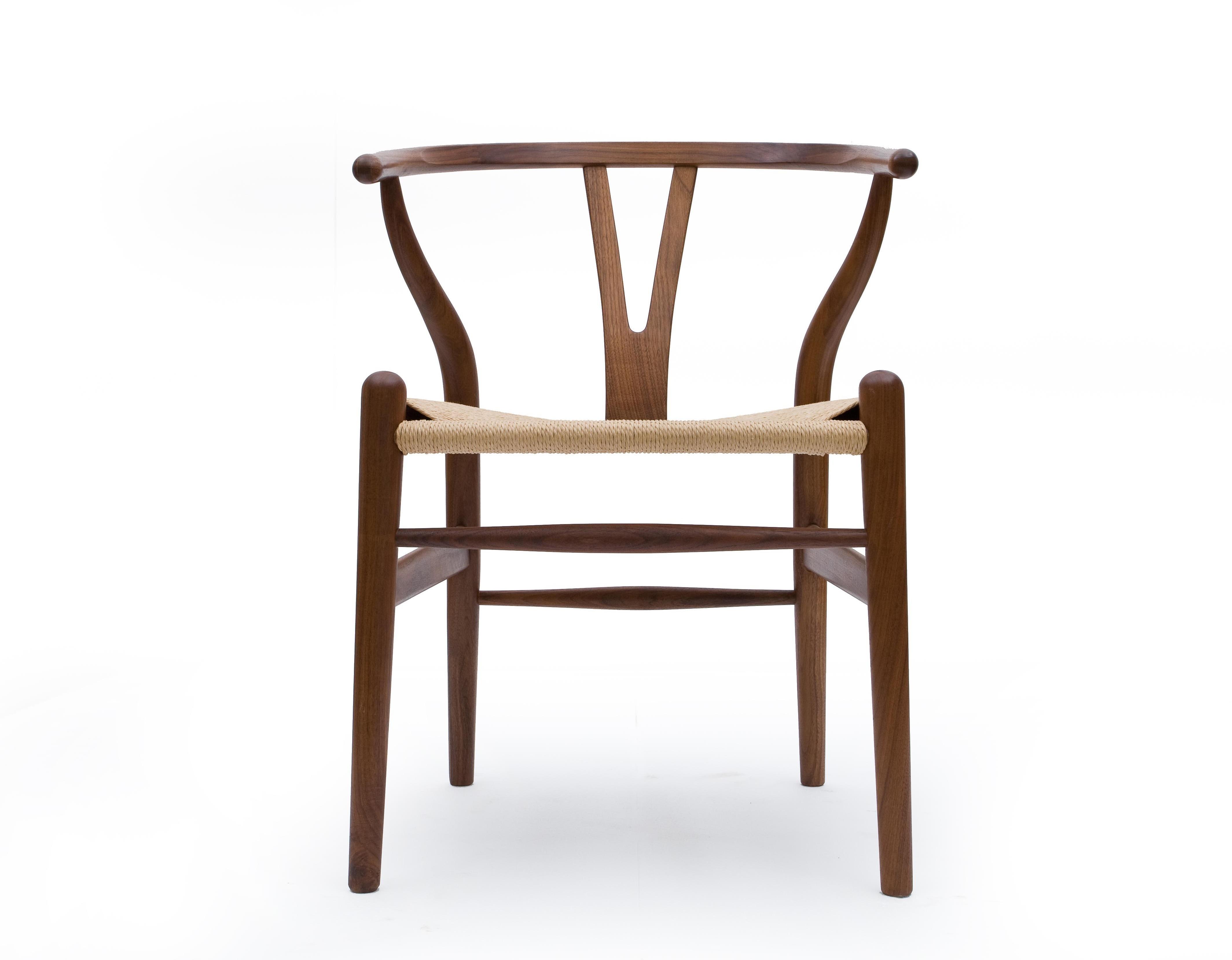 Designed by Hans J. Wegner (1949) 570x540x750 mm Beechwood, papyrus fibers Price-2.990.000 VND