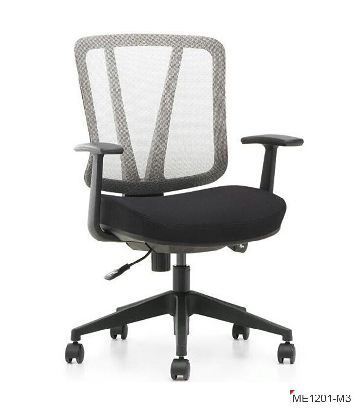 OFFICE CHAIR 2ME1201-M 630 x 520 x 920-928mm Fabric, mesh seat, PP Plastic base Price: 1.190.000 VND