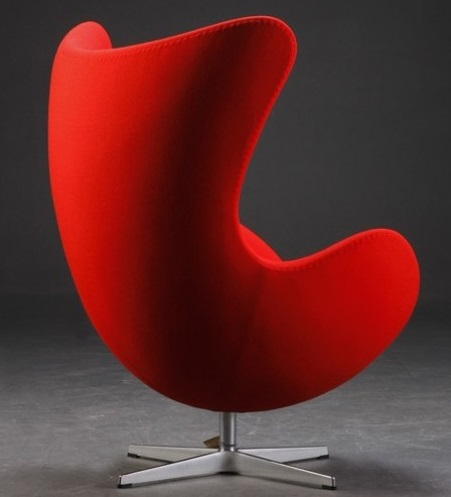 EGG™ armchair Designed by Arne Jacobsen  (1958) 790 x 850 x 1140 mm Price: 11.000.000 VND