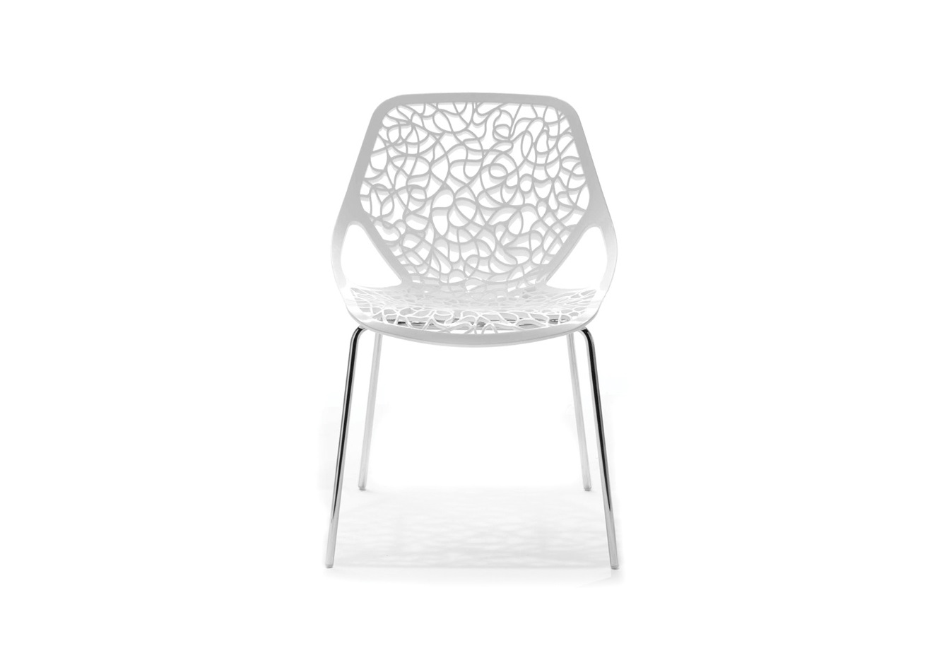 CAPRICE CHAIR Stackable plastic chair, designed by Marcello Ziliani 540x540x800mm Price: 780.000 VND