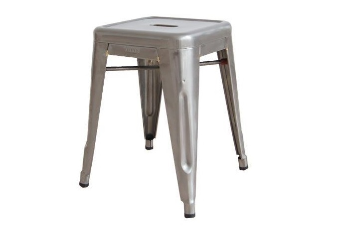 TOLIX STOOL Designed by Xavier Pauchard 410 x 410 x 455 mm Painted steel, metal colour Price: 850.000 VND