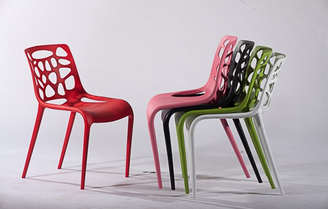 HERO Chair Design by Archirivolto PP Plastic 470 x 570 x 800 mm White, Red, Beige Price: 900.000 VND