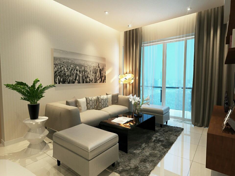 Sofa set 2400 x 900 x 800 mm 450 x 450 mm Vải Cỏ May, khung gỗ dầu, mút D40 chần gòn. Giá: 24.000.000 VND